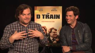 Nonton The D Train   S Jack Black   James Marsden Reveal The Most Uncomfortable Role They Ever Played Film Subtitle Indonesia Streaming Movie Download
