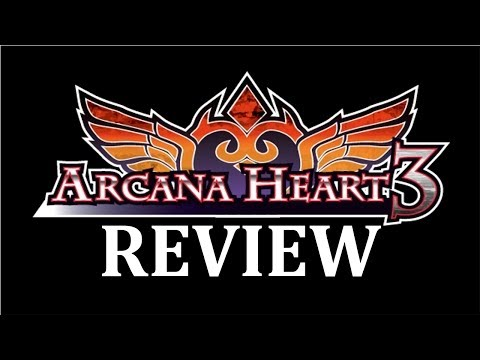 arcana heart 3 xbox 360 review