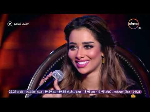 بلقيس تغني بالهندية..وباسل خياط يترجم