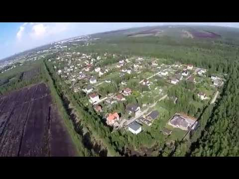 Olaines pagasts Drone Video