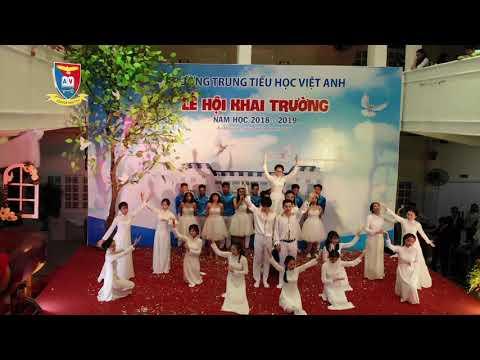 """Lễ hội khai trường năm học 2018-2019 """"TỰ NGUYỆN"""""""
