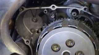 7. CRF250X Kickstart Assembly Install