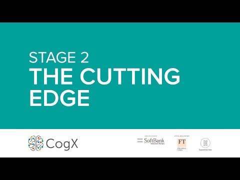 Day 2 CogX 2018 - Cutting Edge - The Festival of All Things AI, Blockchain, and Emerging Technology (видео)