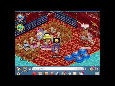 FlipperDice Game ( Yoworld ) Hosting by Hama (видео)