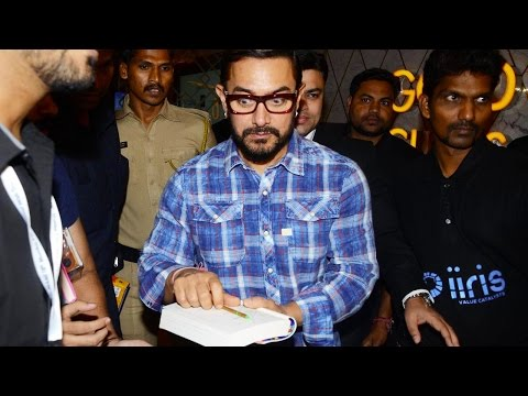 FULL EVENT: Aamir Khan At The Launch Of Akshay Man