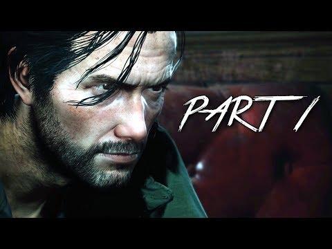 THE EVIL WITHIN 2 Walkthrough Gameplay Part 1 - Kidman (PS4 Pro) (видео)