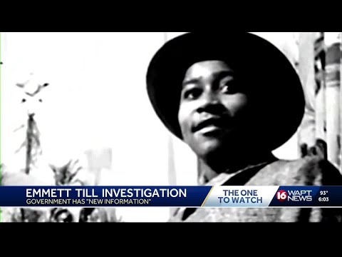 Emmett Till investigation reopened by Federal government