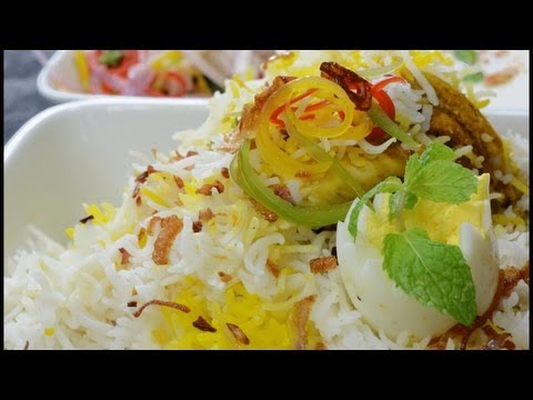Chicken Biryani Indianfood