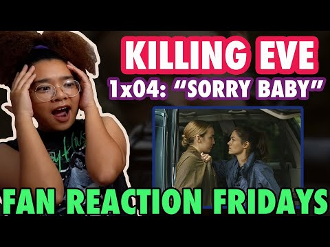 """KILLING EVE Season 1 Episode 4: """"Sorry Baby"""" Reaction & Review   Fan Reaction Friday"""