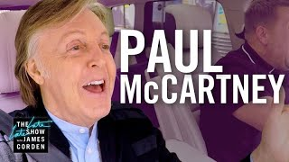 Video Paul McCartney Carpool Karaoke MP3, 3GP, MP4, WEBM, AVI, FLV Agustus 2018