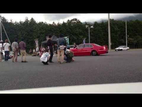 SLAMMED SOCIETY HELLA FLUSH 2013 Fuji Speedway departure gallery by TK @ Edward Lees's