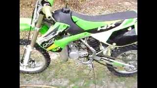 4. 2004 Kawasaki Kx100(SOLD)