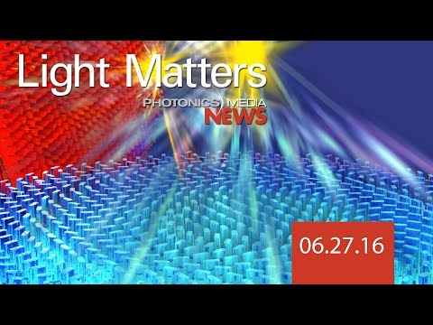 Capasso Lab's Planar Metalens: Changing the Future of Optics - LIGHT MATTERS 06.27.2016