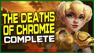 The Chromie Scenario sends you through multiple time ways to defeat Chromie's attackers. As you gain reputation with Chromie by killing mobs in the scenario, you will unlock more powerful abilities for Chromie to help speed up your run.Unlike past solo scenarios like Withered Army Training, you do not need to worry about gearing up--your gear is scaled up to 1000 and your player level is increased as well to 112. You can also fly inside this scenario--unusual for instanced content.Each scenario attempt lasts 15 minutes and the ultimate goal is to defeat 8 time ways in one attempt. Progress can be sped up through obtaining items that grant extra time, buffs from Chromie, and items which auto-complete a time way threat.♥ Don't Forget to Subscribe - http://bit.ly/UIPH1l ♥► Facebook: https://www.facebook.com/lunaireclipse ◄► Twitter: https://twitter.com/lunaireclipse ◄- Popular Playlists -► Final Fantasy XIII - https://www.youtube.com/playlist?list=PLljx8ZoudoOmOjTh1mbtctLF-FONh6xws► Batman: Arkham Knight - https://www.youtube.com/playlist?list=PLljx8ZoudoOk5XkK8GyIC2LSA99uZ9I2X► Batman: Arkham City - https://www.youtube.com/playlist?list=PLljx8ZoudoOkxIvRELCFi0HAX15dtmNnU