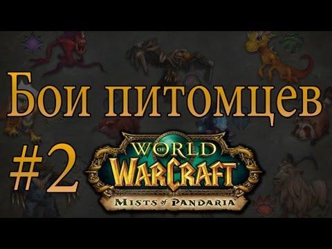 World Of Warcraft: Mists of Pandaria - Бои питомцев в релизе (Часть 2)