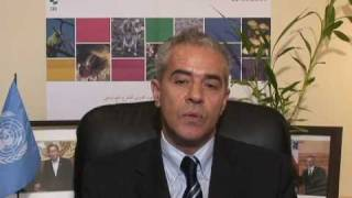 Video message for cities on the occasion of the International Day for Biodiversity 2009, by Dr. Ahmed Djoghlaf, Executive Secretary of the Convention on Biol...