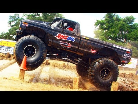Mud - Purchase the Top Truck Challenge DVD here! http://www.4wheelparts.com/search.aspx?kw=top+truck+challenge+dvd The brutal Frame Twister has evolved through the...