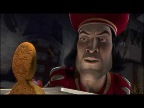 ¿Tu Conoces a Pin Pon? Shrek 1 (galletita de jengibre)HD