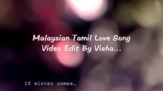 Video Ennuyireh Malaysian Tamil Love Song (Fan Made Lyrical Video) MP3, 3GP, MP4, WEBM, AVI, FLV Juni 2018