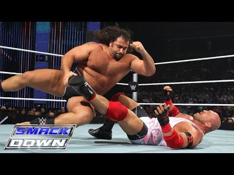 Ryback vs. Rusev – Royal Rumble Qualifying Match: SmackDown, January 22, 2015