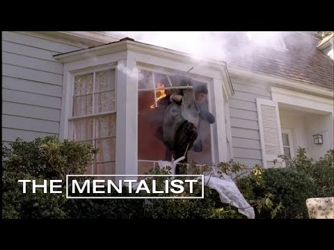 Rigsby's Heroism | The Mentalist Clips - S1E09