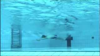 Unterwasseraufnahmen Schwimmen. Starts, Schwimmtechniken, Wenden. Kraul, Brust, Rücken, Delphin mpg - YouTube