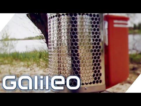 Camping Gadgets | Galileo | ProSieben