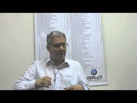 Apresentação do Curso de Economia do Prof. Geraldo Goés no CEPEGG