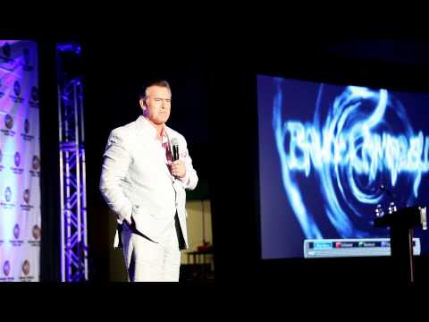 Wizard World Comic Con Nashville - Bruce Campbell