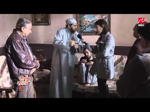 """""""أسعد الله مساءكم"""" يسخر من ريهام سعيد وحلقة """"الجن"""""""