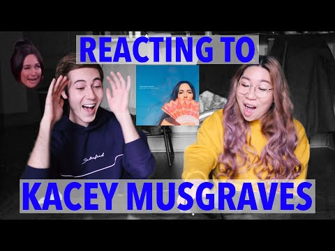Kacey Musgraves Reaction! (Songs from Golden Hour)