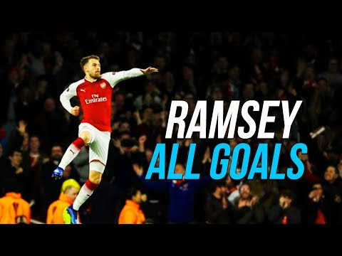 Aaron Ramsey - All 59 Goals For Arsenal - 2008-2019