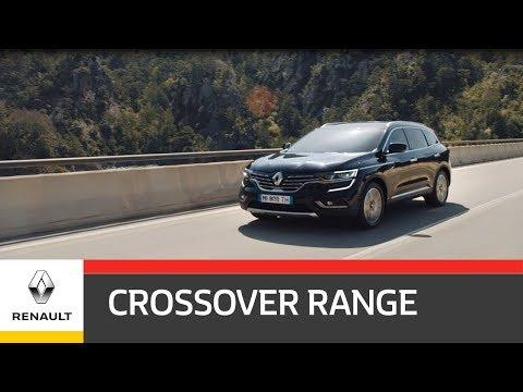 Renault - Crossover Range
