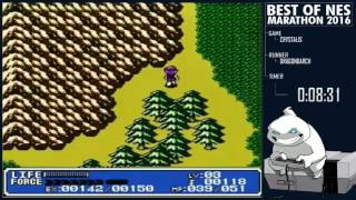 Video Best of NES 2016 - Crystalis by Dragondarch MP3, 3GP, MP4, WEBM, AVI, FLV Juni 2019