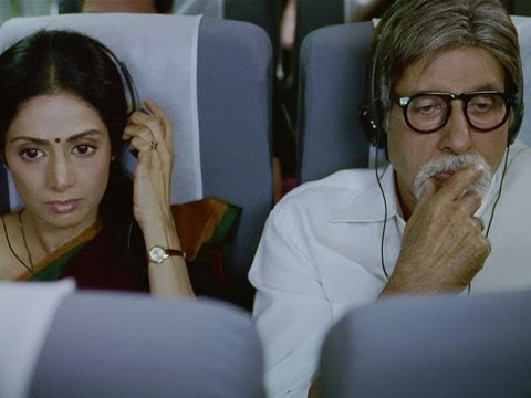 Video Amitabh Bachchan's courteous behaviour with Sridevi - English Vinglish | Sridevi Best Movie download in MP3, 3GP, MP4, WEBM, AVI, FLV January 2017