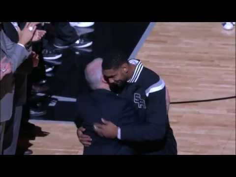 tim - Tim Duncan gets mic'd up on the night he receives 5th Championship Ring. About the NBA: The NBA is the premier professional basketball league in the United States and Canada. The league is...