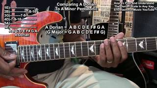Video How To Understand And Play The DORIAN SCALE In ANY KEY On Guitar MP3, 3GP, MP4, WEBM, AVI, FLV Juni 2018