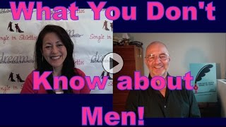 Do you want to know what men think & what they want? Find out what you don't know about men, straight from a man himself. Robert Manni is telling you like it is, when it comes to men.Get dating tips for women over 40 & dating advice for women from a top dating coach for women over 40 & 50.3 Secrets Guaranteed to Attract Any Man!Get the Free Report Now!http://www.singleinstilettos.com/m-3-secrets-attract-man-ytDating Coach for women in their 40's Dating Coach for women in their 50'sSuzanne Oshima, Matchmaker & Dating Coach at Dream Bachelor & Bachelorette & the Founder of Single in Stilettos (http://www.singleinstilettos.com) interviews Robert Manni, Dating Coach.Stay tuned for the next Single in Stilettos Weekly Show and get the best dating advice & dating tips!Sponsored by CupidsPulse http://www.cupidspulse.comDating advice for women over 40. Dating advice for women over 50.Get the best dating advice for women over 40 from Robert Manni, Dating Coach.Suzanne Oshima is a Matchmaker & Dating Coach at Dream Bachelor & Bachelorette: http://www.dreambachelor.com