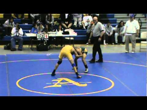 Andrew Olague (Bishop Amat) vs Claproth (South Hills).MPG