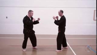 Partner Front Kick