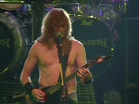 Megadeth - Back in the Day (with Exodus)/Peace Sells/Holy Wars (Philly,Pa) 11.12.04
