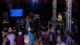 Lady Leshurr - Too Many Gyal / Funk It Up (BBC Introducing stage at Glastonbury 2010)
