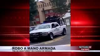 Balacera en la universidad en México – Noticias 62 - Thumbnail