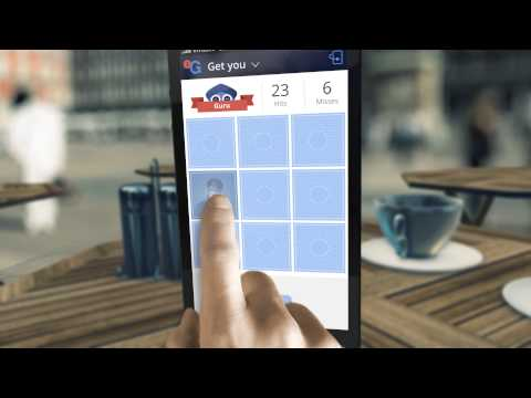 Video of GetYou  - social reality check