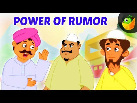 Power of Rumour | + More Fairy Tales & Moral Stories in English | A Rumour Takes Wing
