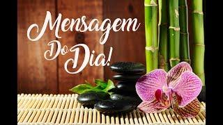 Mensagem de reflexão - PALAVRA DO DIA 13/10/2019 - MENSAGEM DE BOM DIA MOTIVACIONAL PARA REFLEXÃO DE VIDA GOOD MORNING DAY