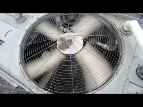 Fermeture de votre tour de refroidissement