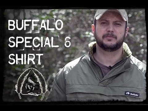 Buffalo Special 6 Shirt- Black Scout Reviews