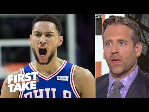 Video: Ben Simmons doesn't deserve a max contract… right now – Max Kellerman | First Take