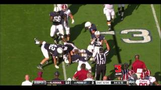 Trent Richardson vs Penn State 2011